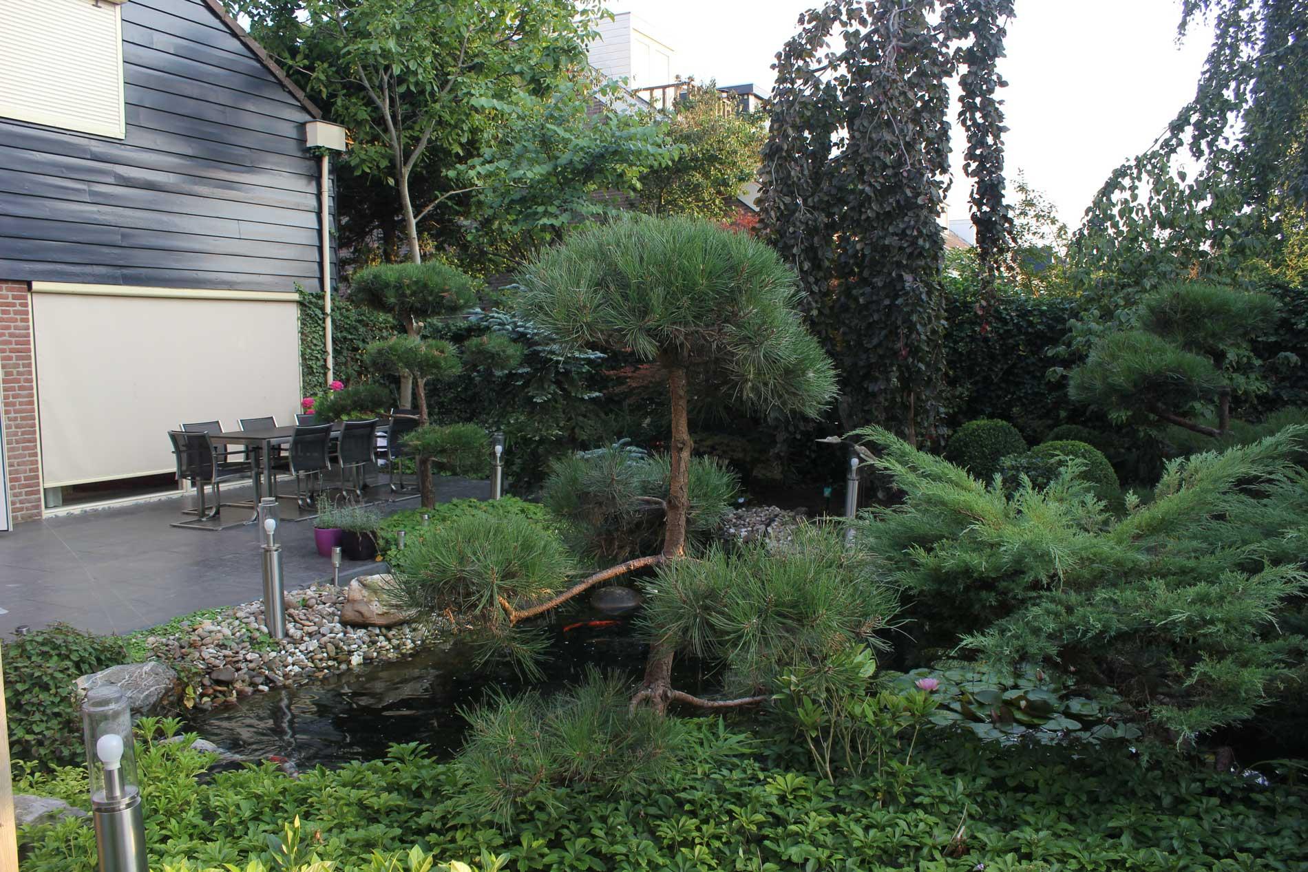 Rotsblokken Voor Tuin : Japanse tuinen heart for gardens