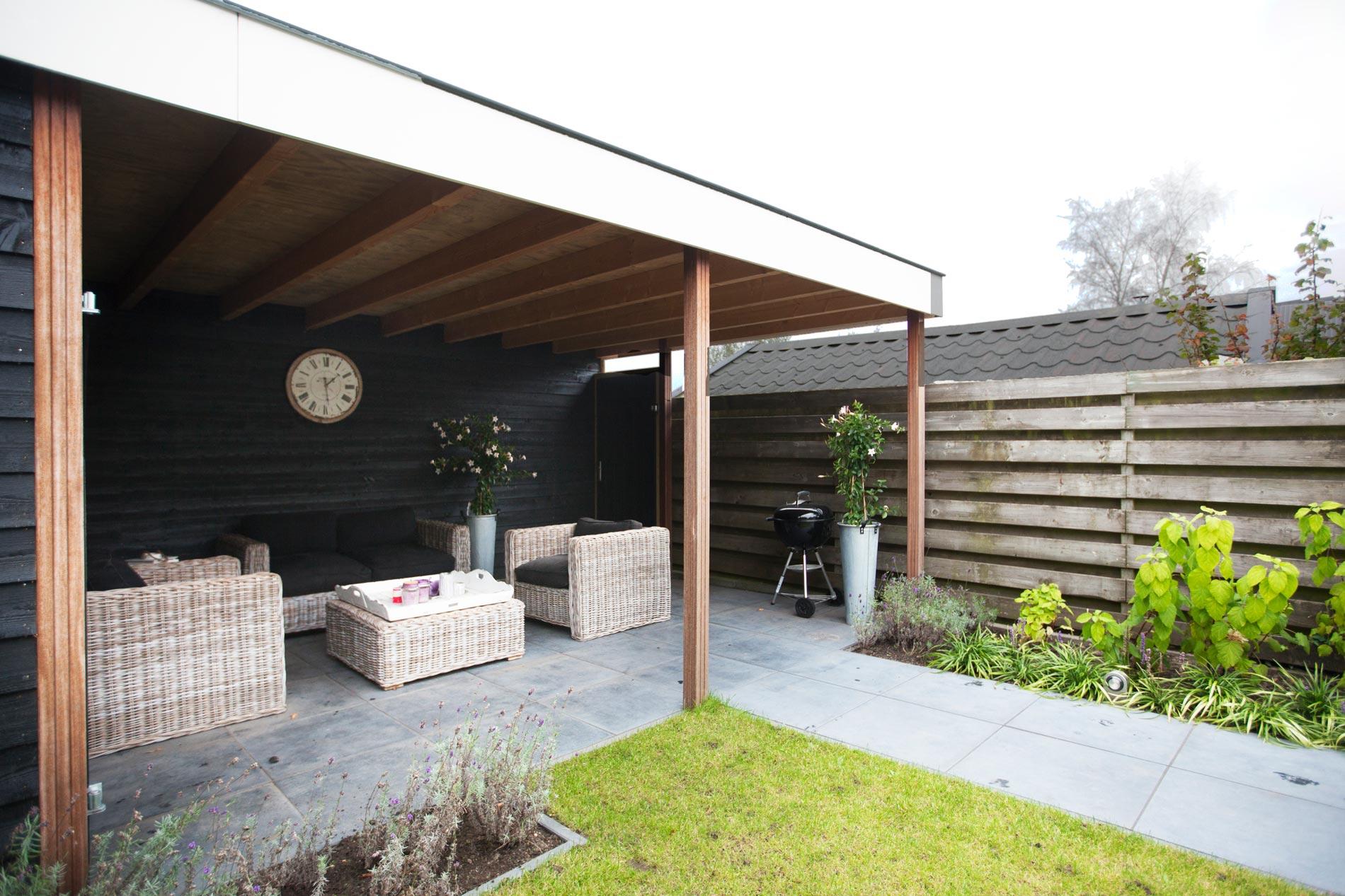 Super Onderhoudsvrije tuin – ontwerp, aanleg, voorbeelden & foto's &MO11
