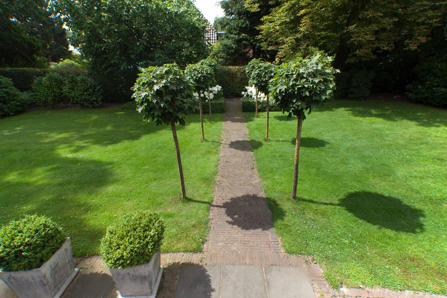 Zwembad tuinen van heart for gardens u ontwerp aanleg en projecten